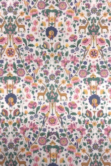 Liberty of London Linen Cotton Floral Print 0