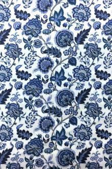Liberty of London Cotton Poplin Paisley Print0