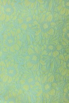 Floral French Brocade0