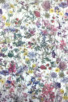 Liberty of London Linen Wild Flowers Print0