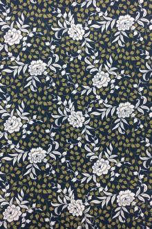Liberty of London Cotton Poplin Floral Print0