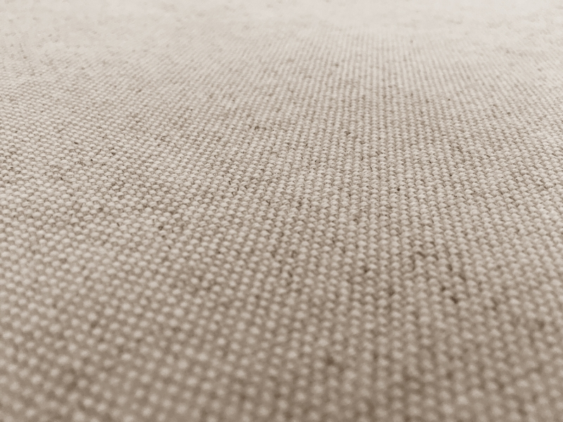 211c99aff02 Tumbled Linen Cotton Upholstery in Oatmeal   B&J Fabrics