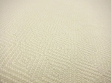 Bamboo and Linen Dobby Upholstery in Antique White0